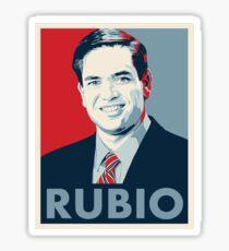 Pegatina Marco Rubio
