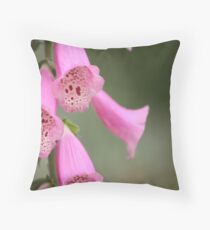 Mary, Mary Throw Pillow