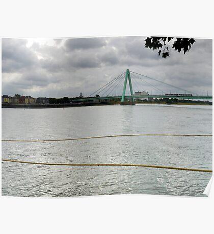 Severins Bridge Poster