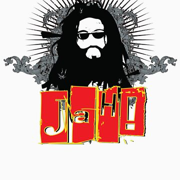 JAH! Original Jah T-Shirt by jay007