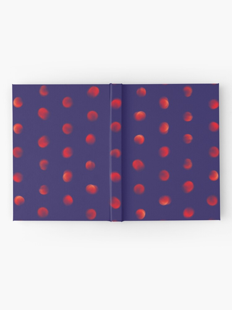 Alternate view of Total eclipse of the polka dot Hardcover Journal