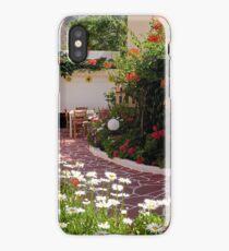 Greek Garden iPhone Case/Skin