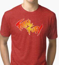 FATAL FURY Tri-blend T-Shirt