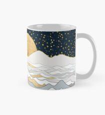 Goldener Ozean Tasse (Standard)