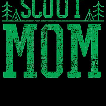 Scout Mother by 4tomic