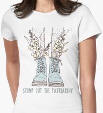Feminist Women's Fitted T-Shirt