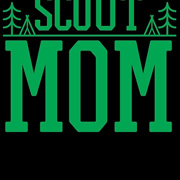 Scout Mom by 4tomic