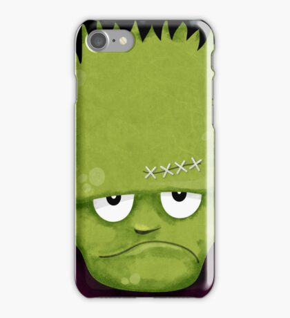 Grumpy Frankenstein iPhone Case/Skin