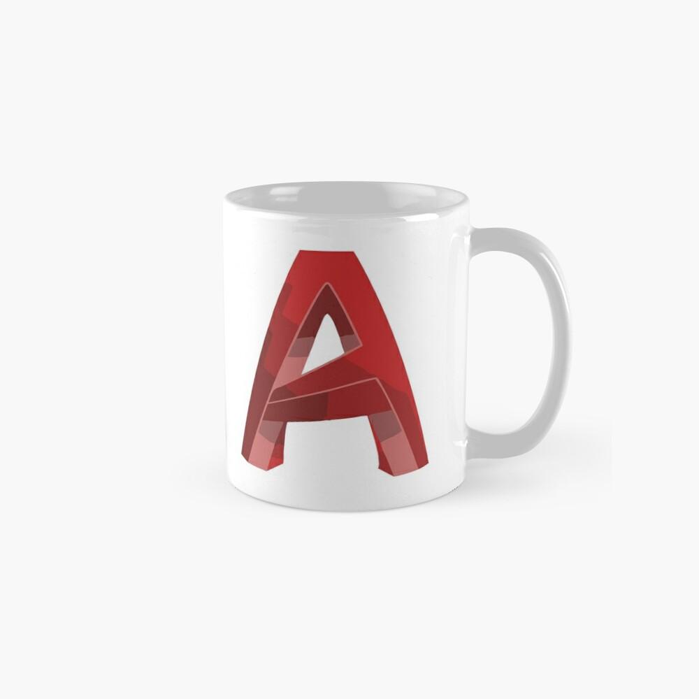 3D Cad/Cam/Cae Auto Cad Designer Mug