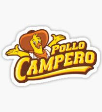 Pollo Campero - The Best Chicken In Central America! Sticker