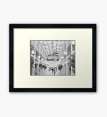 Dayton Arcade Framed Print