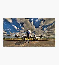 Blue Yonder Photographic Print