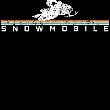 Snowmobile Snowmobile Snowmobile by 4tomic