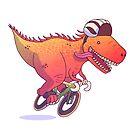 T-Rex by benscruton