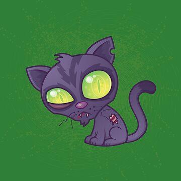 Zombie Kitty de fizzgig