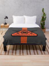Manta Logotipo de Rocinante