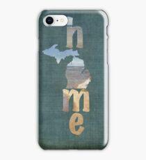 Michigan Home iPhone Case/Skin