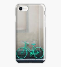 Green Cycle iPhone Case/Skin
