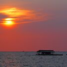 Phu Quoc Sunset by mooksool