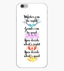 Into the Woods - You Decide iPhone Case