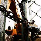 Construction Lockdown by Benjamin Sloma