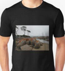 Seascape, Binalong Bay, Tasmania, Australia. Unisex T-Shirt