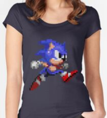 SONIC DASH! Women's Fitted Scoop T-Shirt