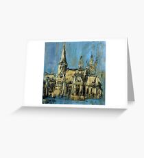 Church Greeting Card