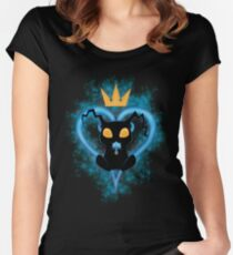 Ice-cream Heartless Women's Fitted Scoop T-Shirt
