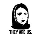 THEY ARE US Jacinda Ardern Prime Minister in hijab by starkle