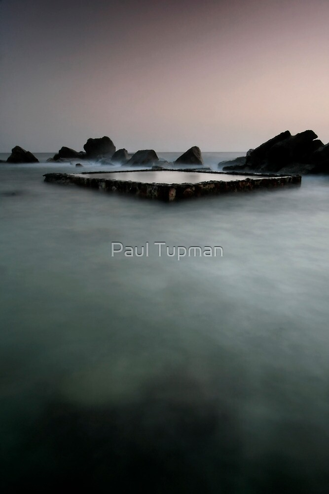 The Stage by Paul Tupman