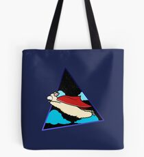 Super Llama Superhero Animal Gift Comic Tote Bag