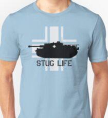 Stuck Leben Unisex T-Shirt