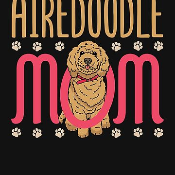 Airedoodle Mom by jaygo
