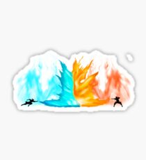 Avatar - Agni Kai Sticker