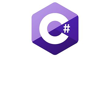 C # high quality logo by WeeTee