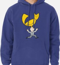 Nowhere to hide Pullover Hoodie