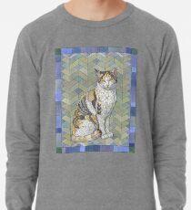 Calico Cat Lightweight Sweatshirt