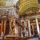 Österreich. Wien. Nationale österreichische Bibliothek. von vadim19