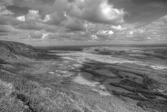 Slieve Carron View by John Quinn