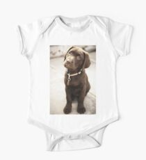 Aphrodite: the world's cutest puppy One Piece - Short Sleeve