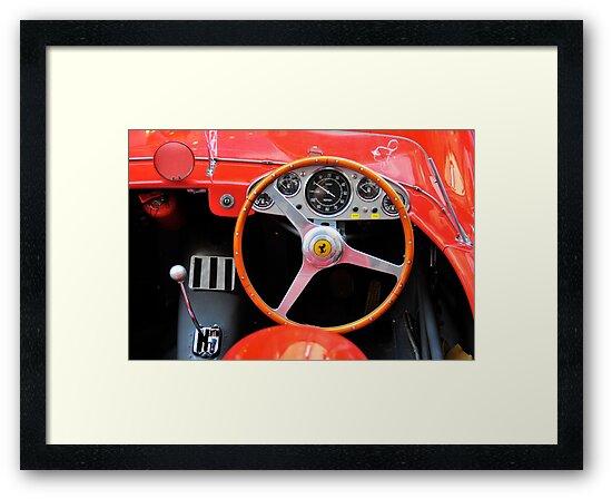 Mille Miglia 2010 by Larry Glick