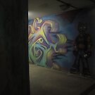 Sydney Graffiti #1 by Nenad  Njegovan