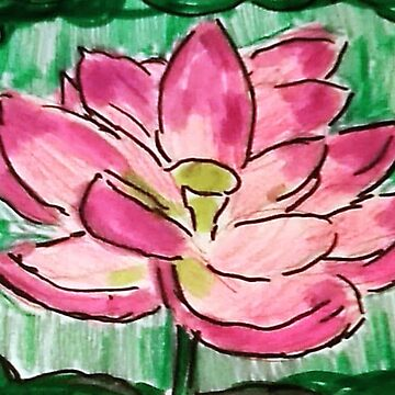 Lovely Lotus by RobynLee