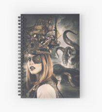 Pirata Cuaderno de espiral