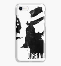Jigen Daisuke - Lupin IIIrd iPhone Case/Skin