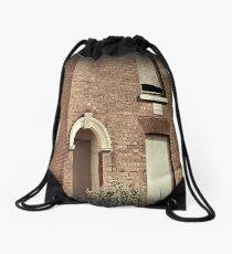 house of the damed  Drawstring Bag
