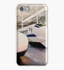 Bullet Trains iPhone Case/Skin