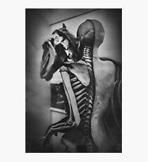 Humans Photographic Print