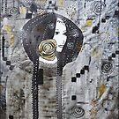 Inspired by Klimt by © Pauline Wherrell